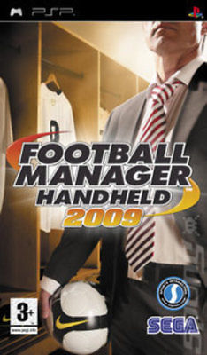 Football Manager 2009 | PSP