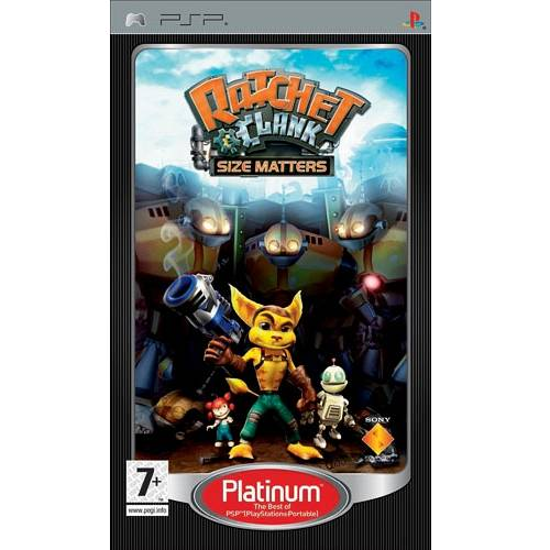 Ratchet & Clank: Size Matters | PSP