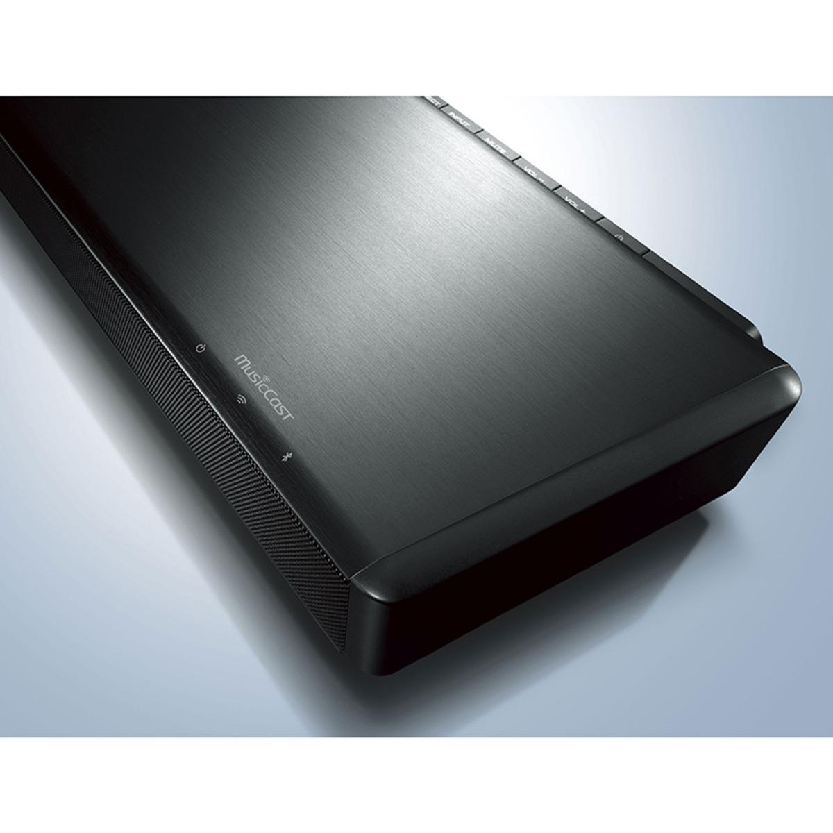 YAMAHA YSP2700 7.1 Wireless Sound Bar, Black