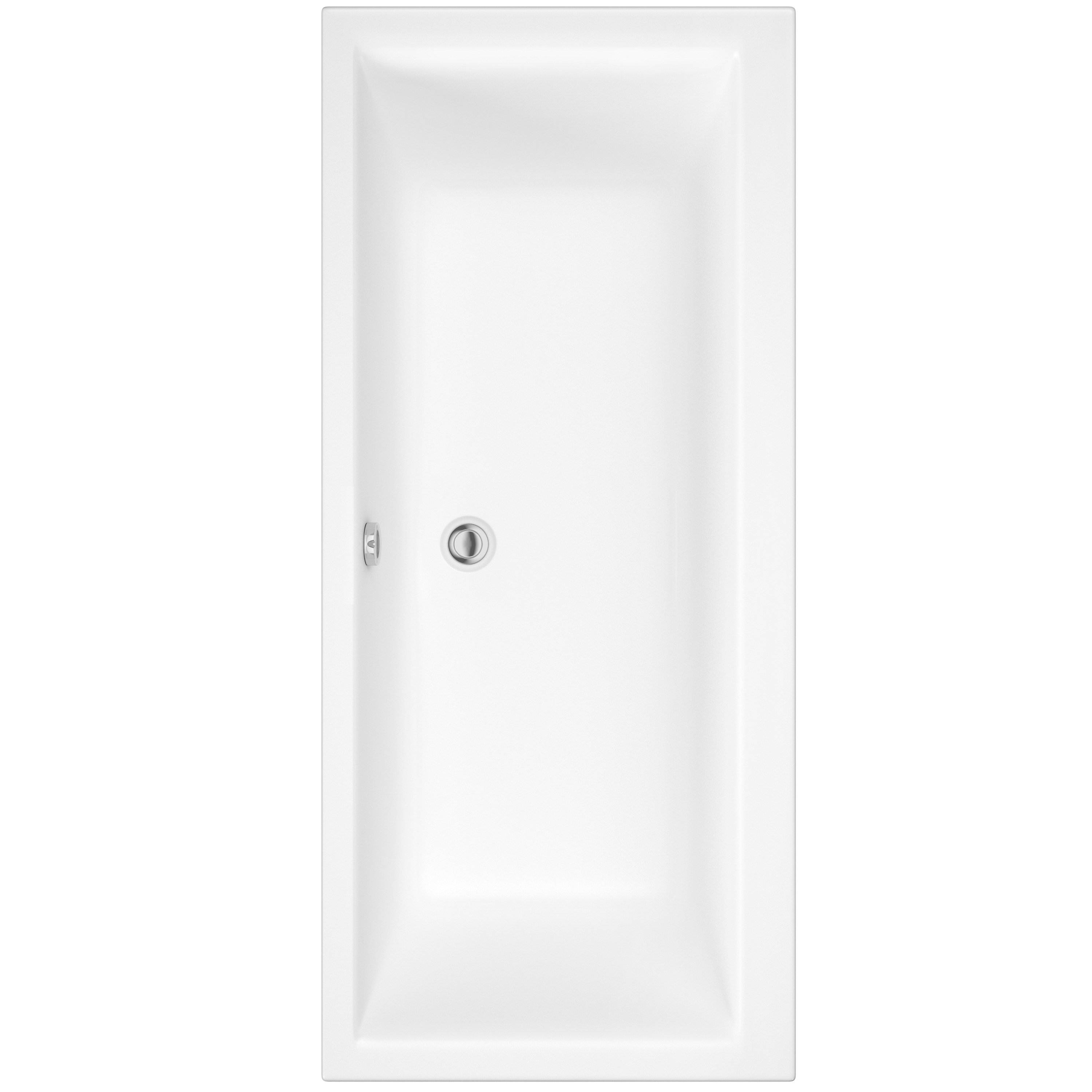 W@sh Double Ended 1700 x 700mm Bath