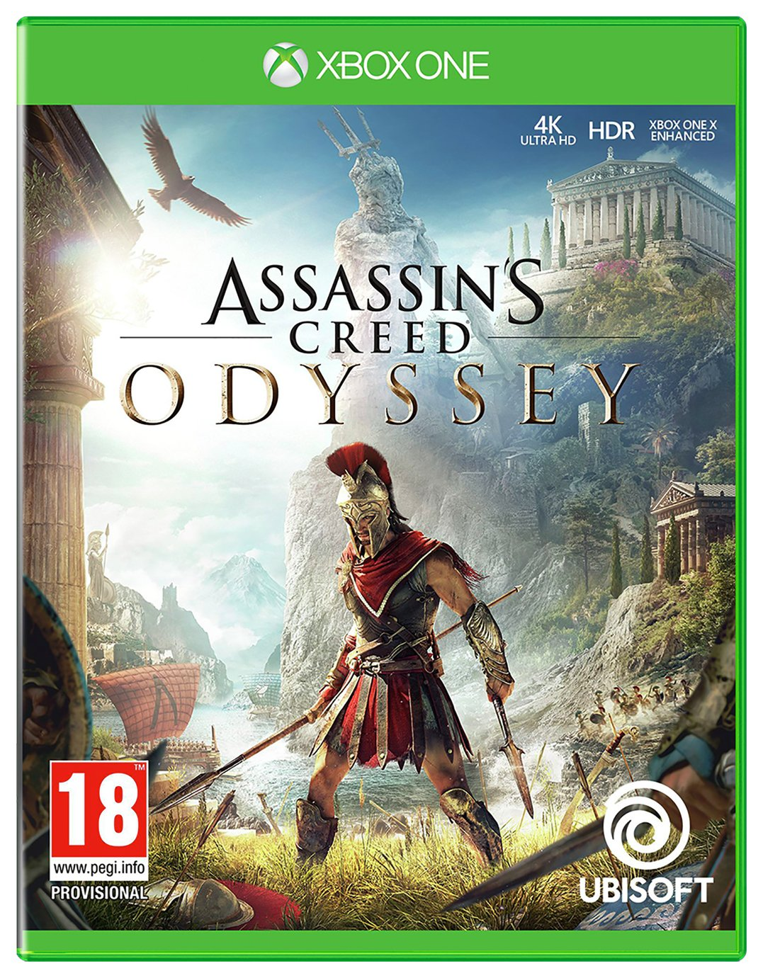 Xbox One Assassin's Creed Games