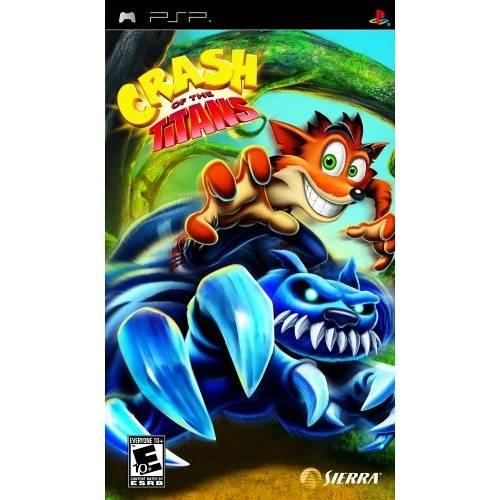 Crash of the Titans   PSP