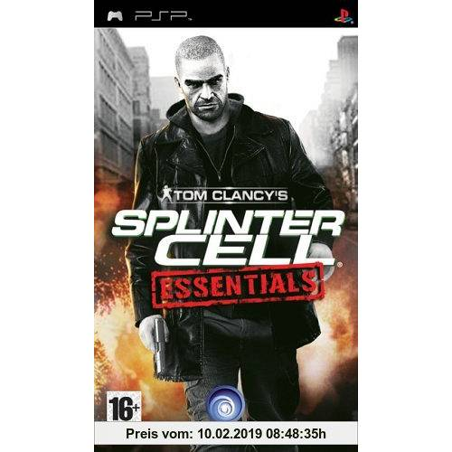 Tom Clancy's Splinter Cell Essentials | PSP