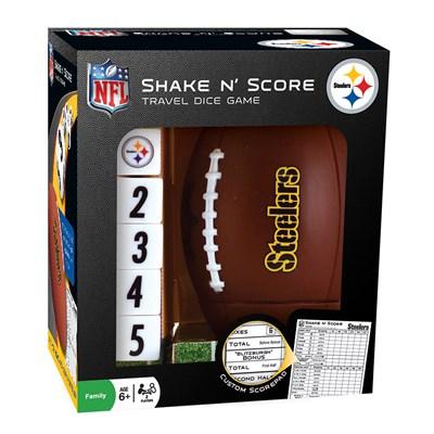 Pittsburgh Steelers Shake n Scores