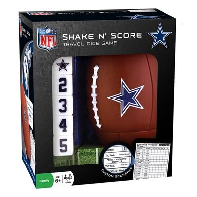 Dallas Cowboys Shake n Scores