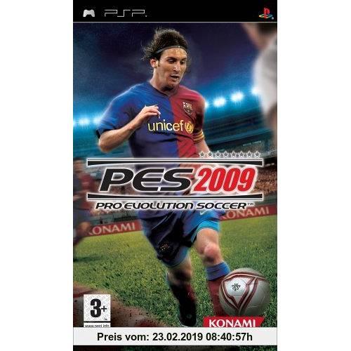 Pro Evolution Soccer 2009 | PSP