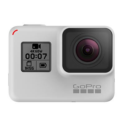Gopro GoPro HERO7 Black - Dusk White - Limited Edition