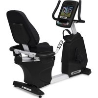 Spirit Fitness CR800 Recumbent Exercise Bike with TFT Console