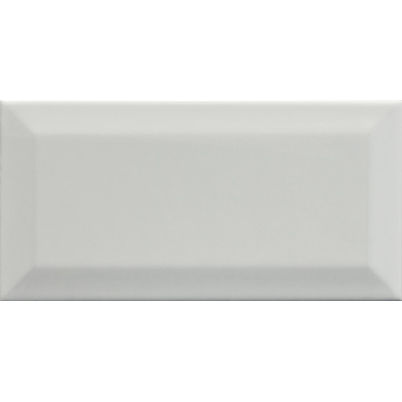 Wholesale Domestic Metro Bevelled White 10x20 Ceramic Tile