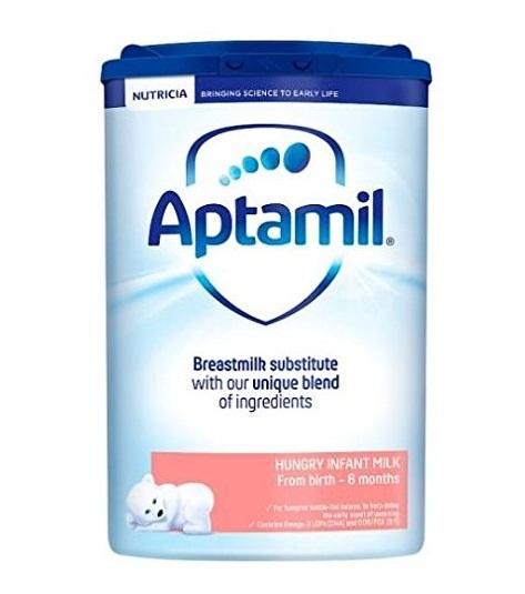 Aptamil From Birth Hungry Babies Formula 800g