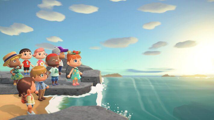 Animal Crossing: New Horizons (Nintendo Switch) eShop Key EUROPE