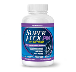 Newton-Everett Nutraceuticals Superflex-Pm Night-Time Joint Renewal And Sleep Aid 150 Tablets