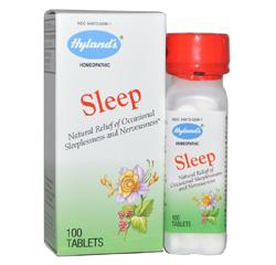 Hyland Sleep (Insomnia Relief) 100 Tablets