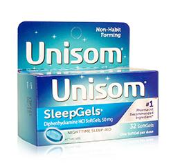 Unisom Unisom Sleepgels (Maximum Strength) 32 Softgels