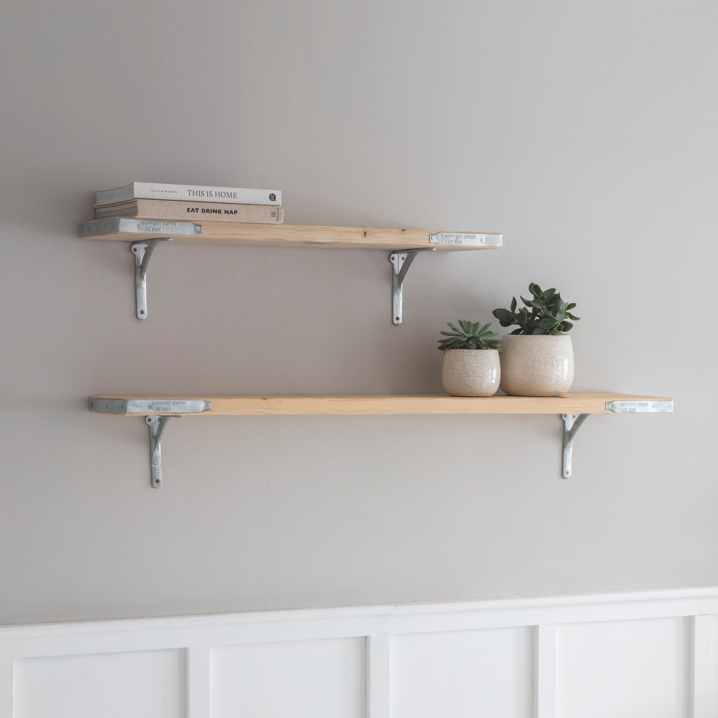 Garden Trading RAW Scaffold Shelf