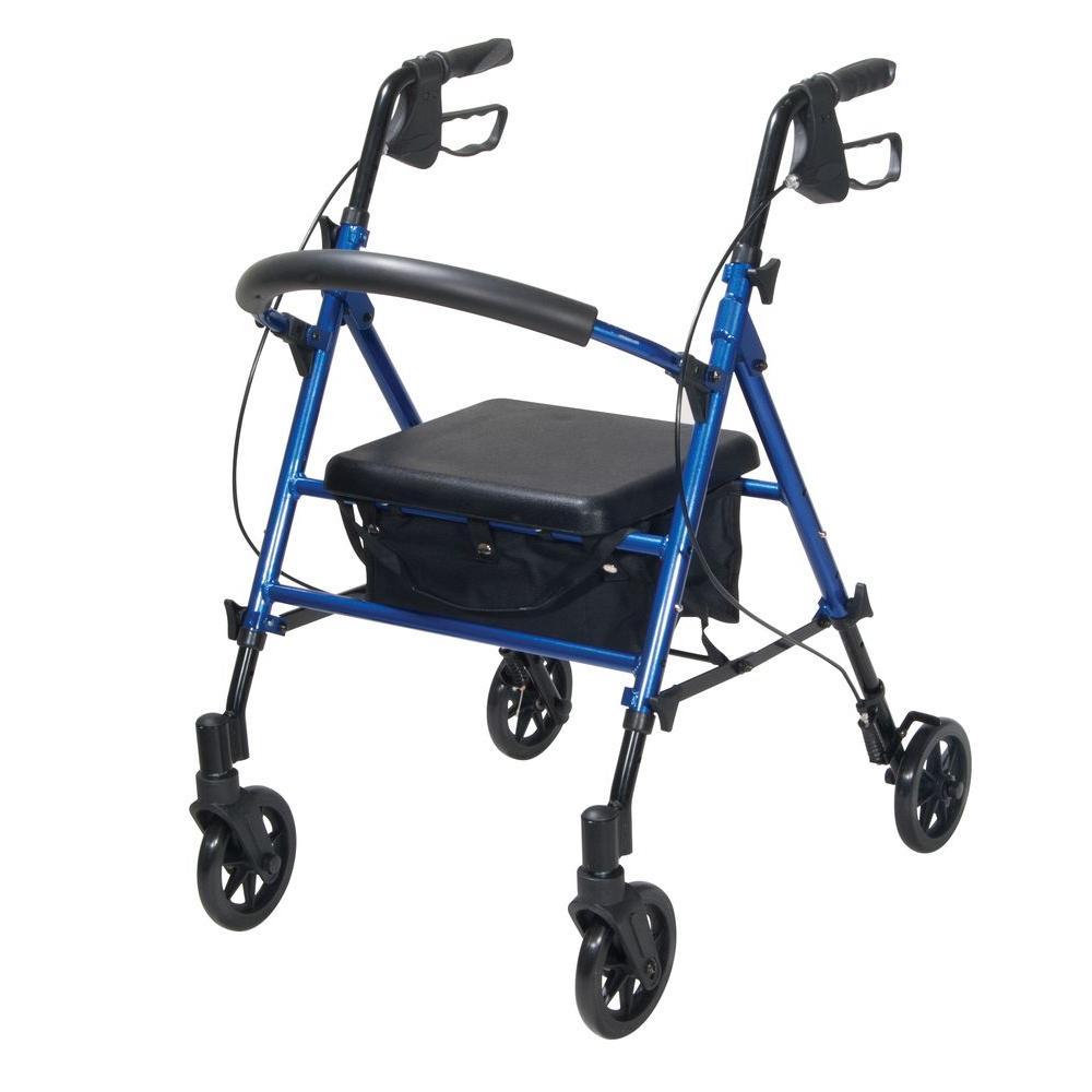 Medidu Premium Lightweight Rollator (Foldable)