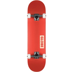 Globe Goodstock Skateboard | Red