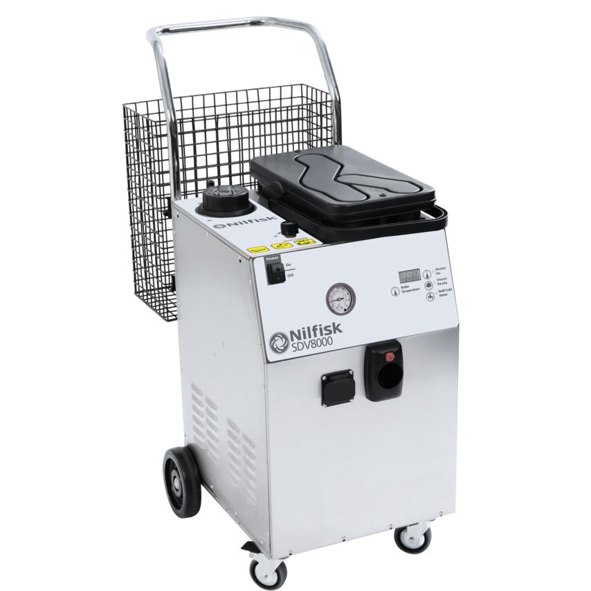 Nilfisk SDV 8000 Industrial Steam Cleaner