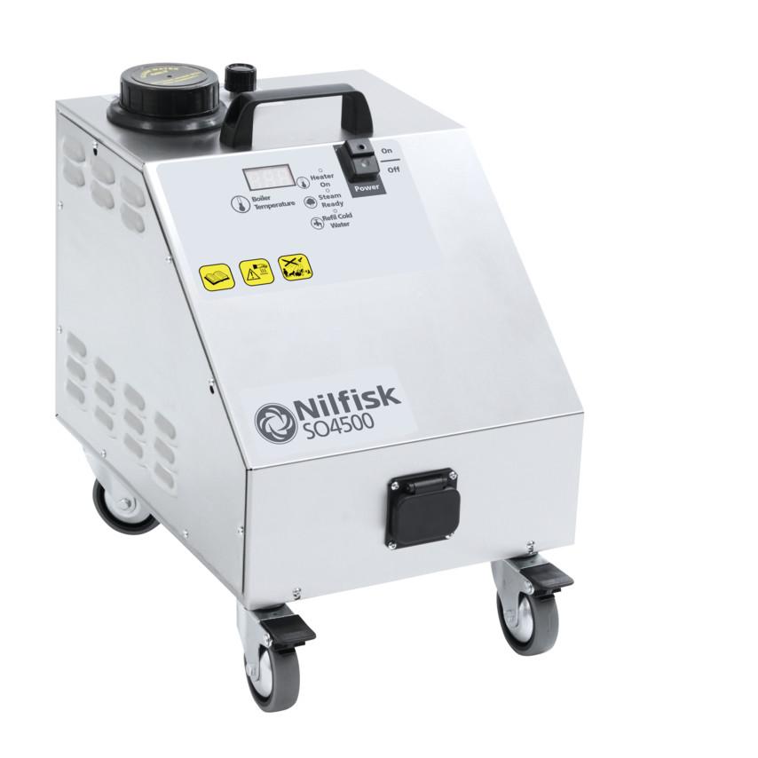 Nilfisk SO4500 Commercial Steam Cleaner