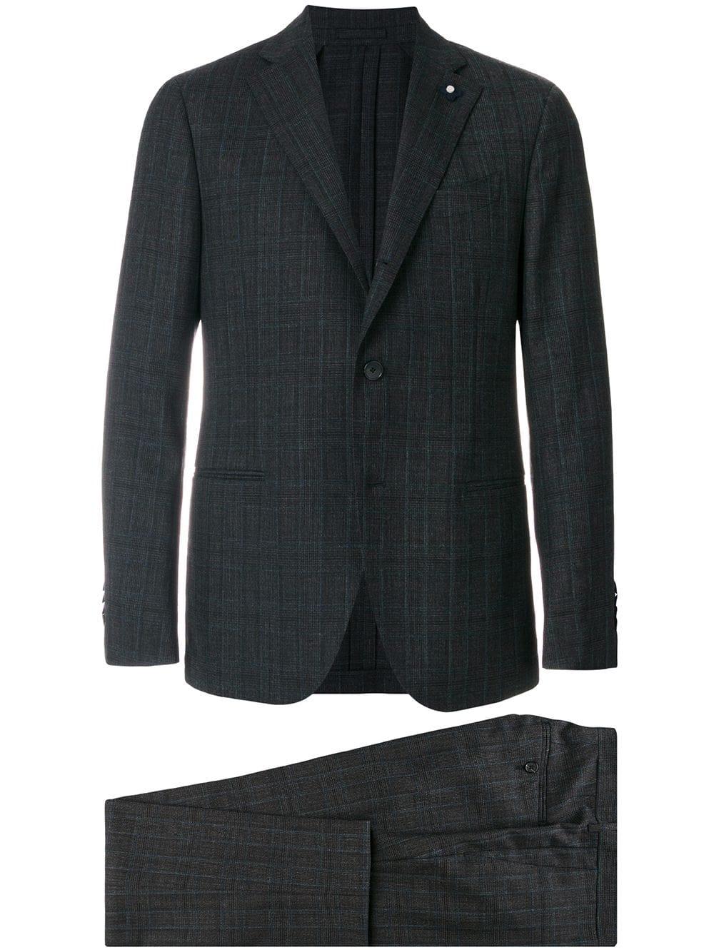 Lardini formal suit - Grey