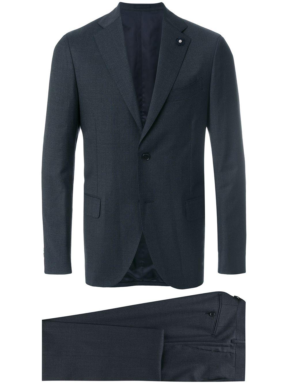 Lardini classic suit - Grey