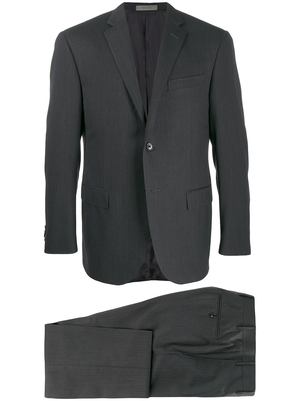 Corneliani formal suit - Grey