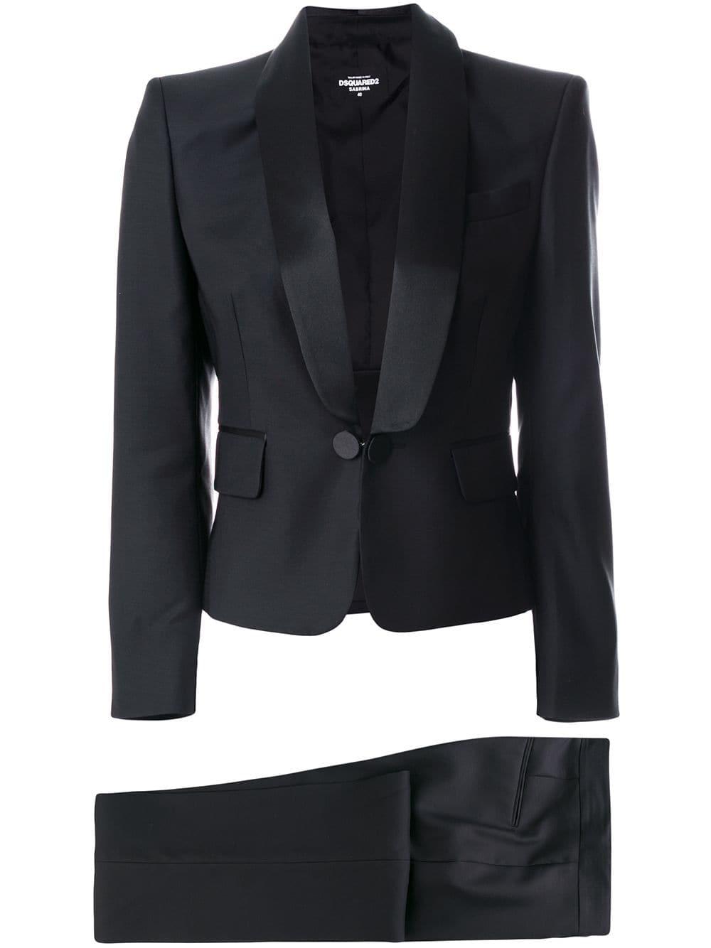 Dsquared2 Sabrina suit - Black