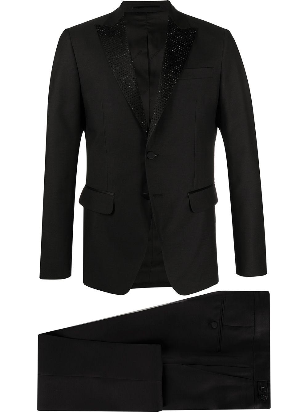 Dsquared2 formal suit - Black