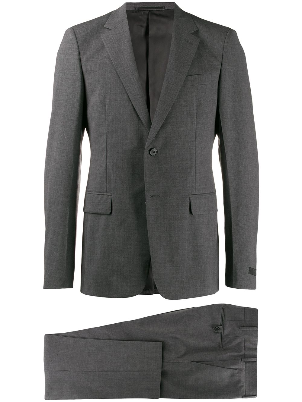Prada formal suit - Grey
