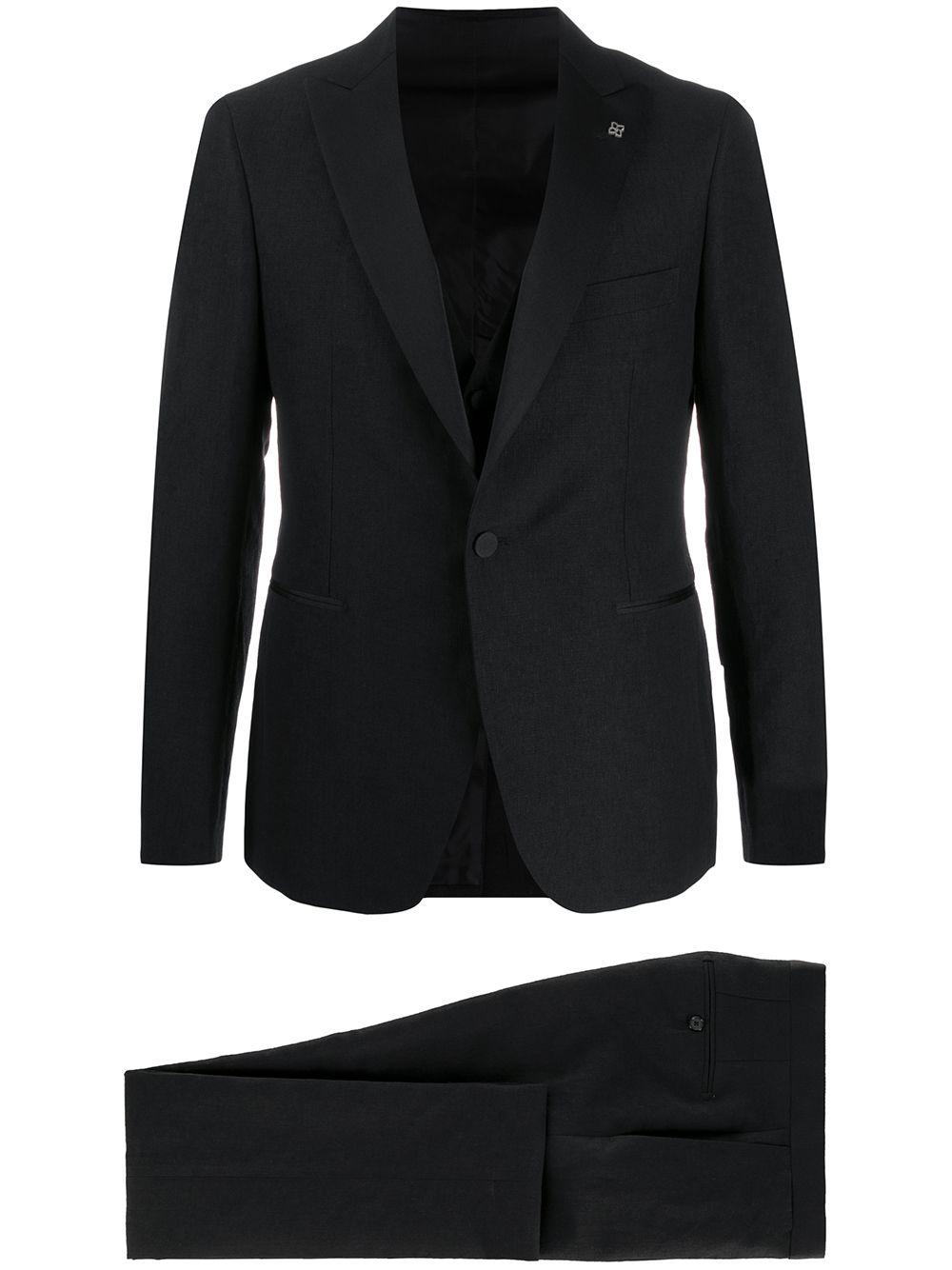 Tagliatore formal suit - Black