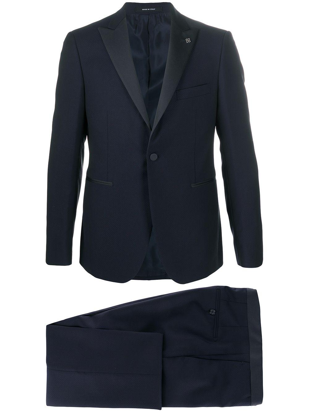 Tagliatore formal suit - Blue