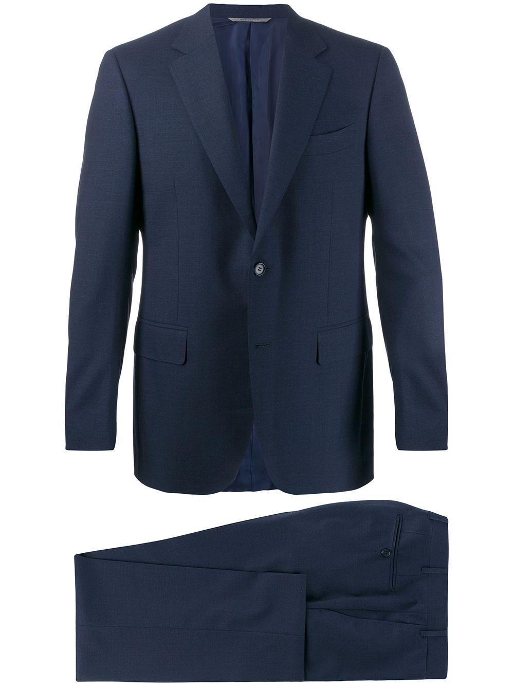 Canali Venezia suit - Blue