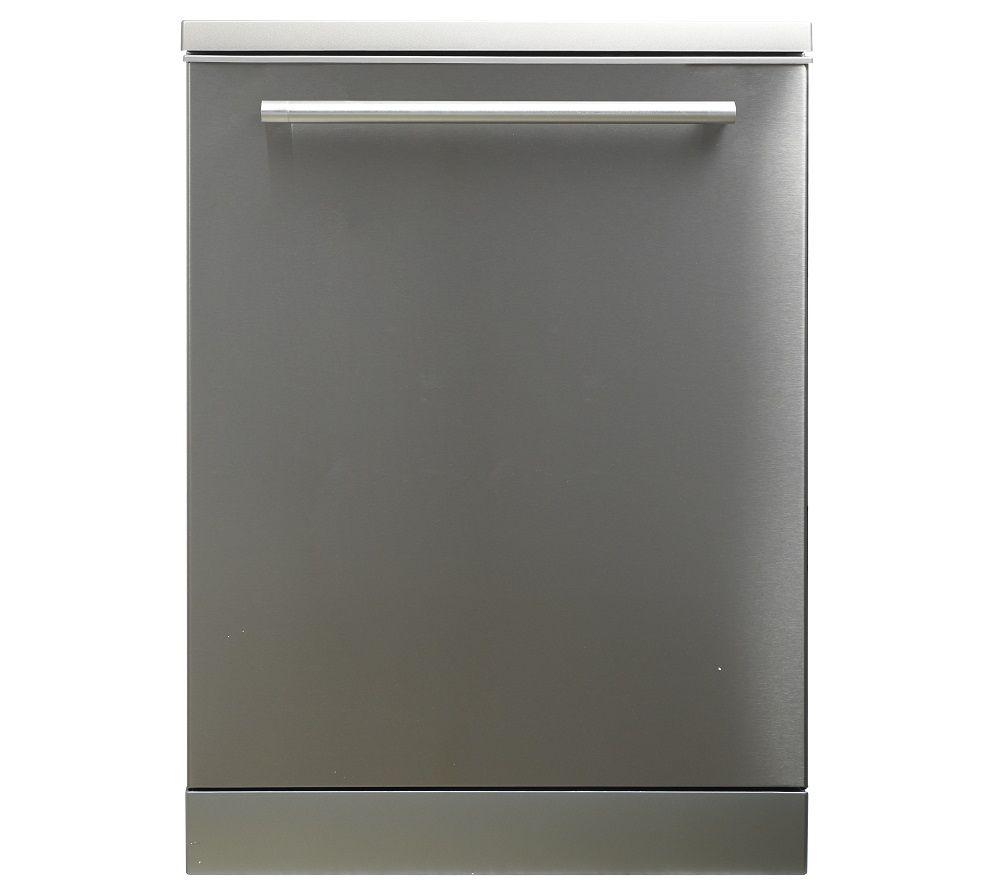 KENWOOD KDW60X20 Full-size Dishwasher - Inox