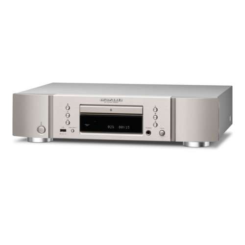 Marantz CD6007 CD Player Silver Gold