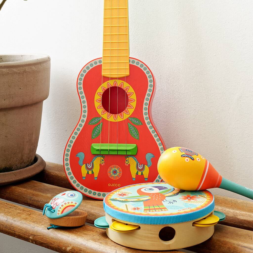Child's Toy Guitar