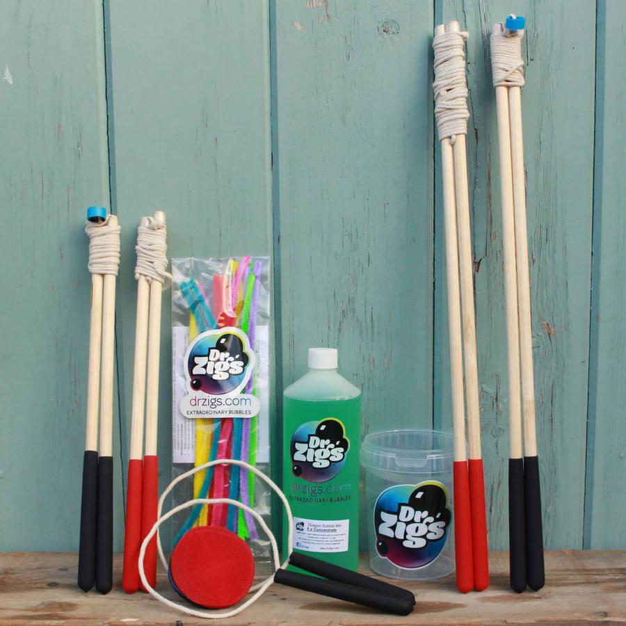 Make Giant Bubbles! Party Kit