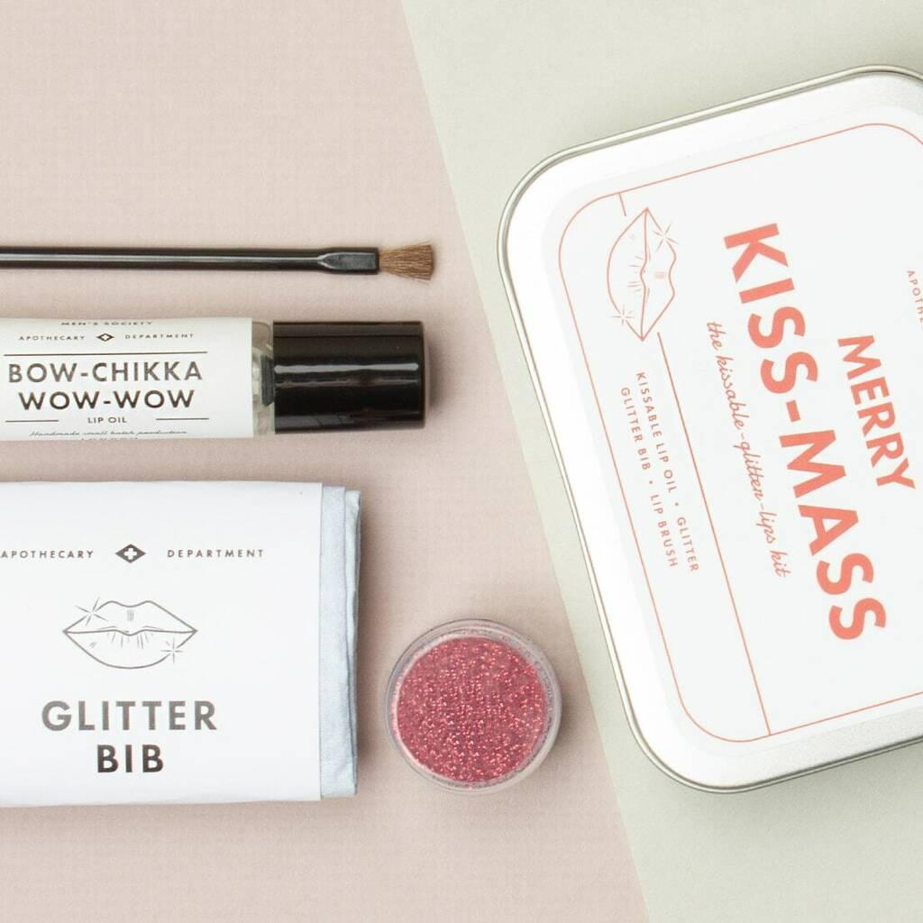 Glitter Kit 'Merry Kiss Mass'