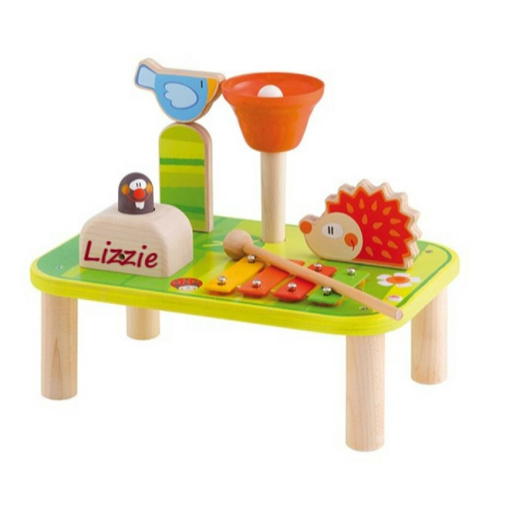 Music Table And Mini Music Sets