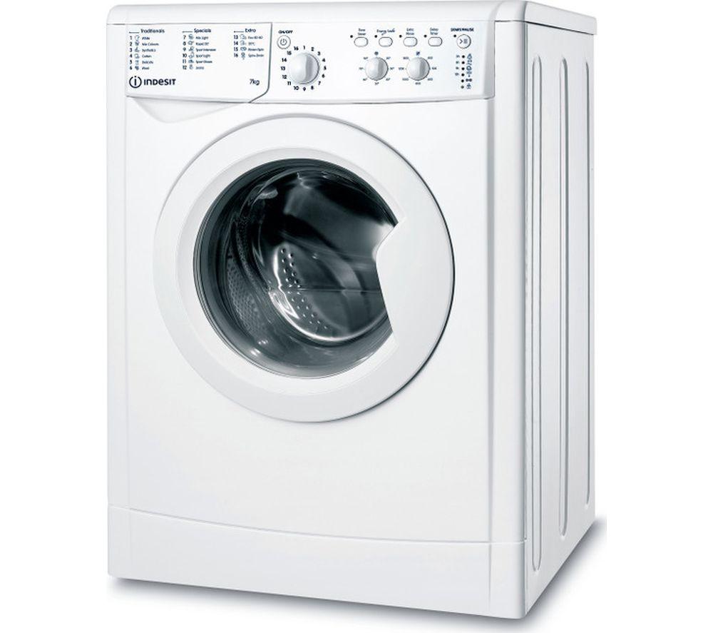 INDESIT IWC 71452 W UK N 7 kg 1400 Spin Washing Machine ? White, White