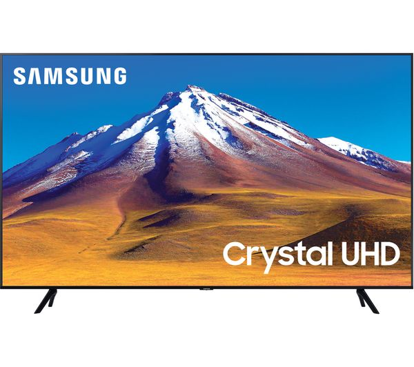 "50"" SAMSUNG UE50TU7020KXXU  Smart 4K Ultra HD HDR LED TV"