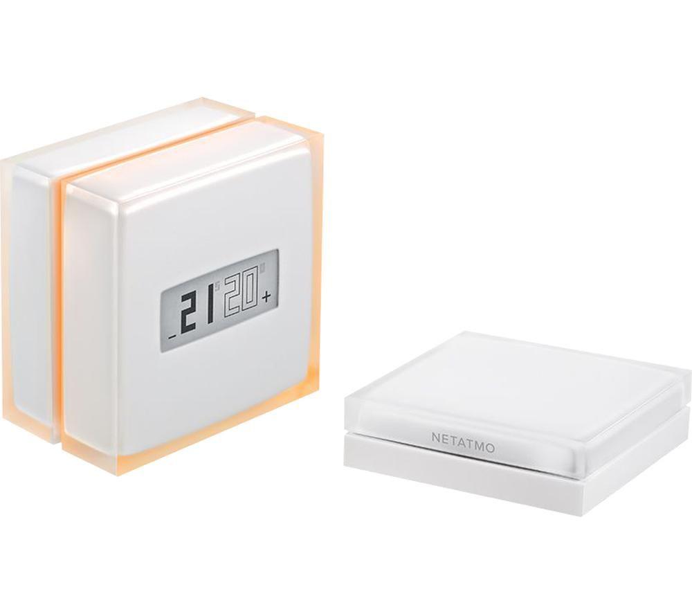 NETATMO NTH01-EN-EU Smart Thermostat