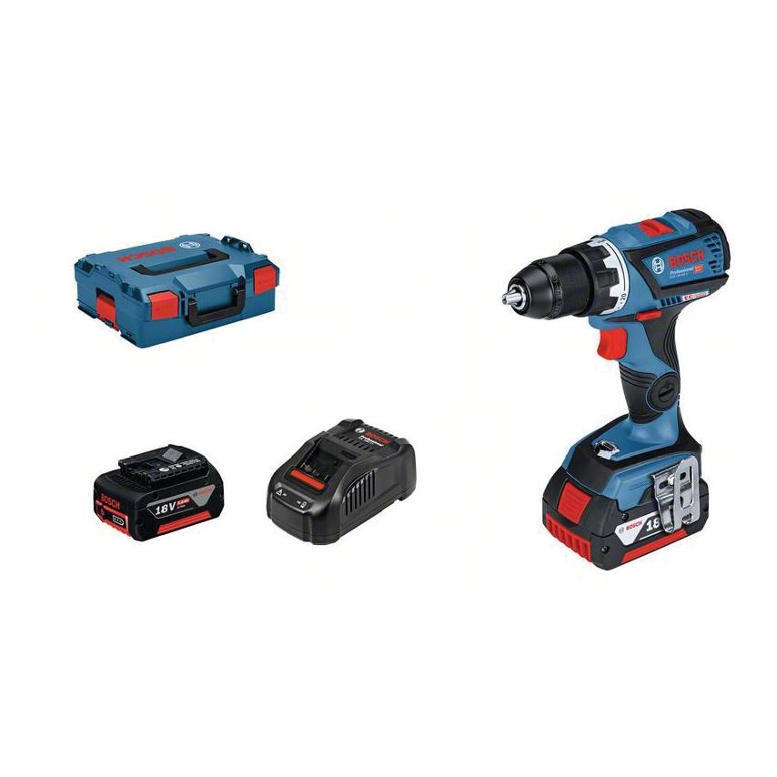 Bosch Cordless Drill Driver 18V
