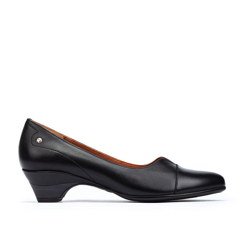 Pikolinos Heel Blanca Women's Heels  0 | 7 | Black