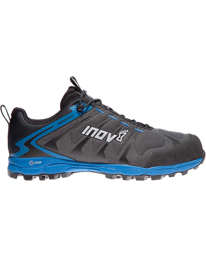 Inov-8 Men's Roclite Hike G 350 Waterproof Walking Shoes | 7.5 UK | Black/Blue