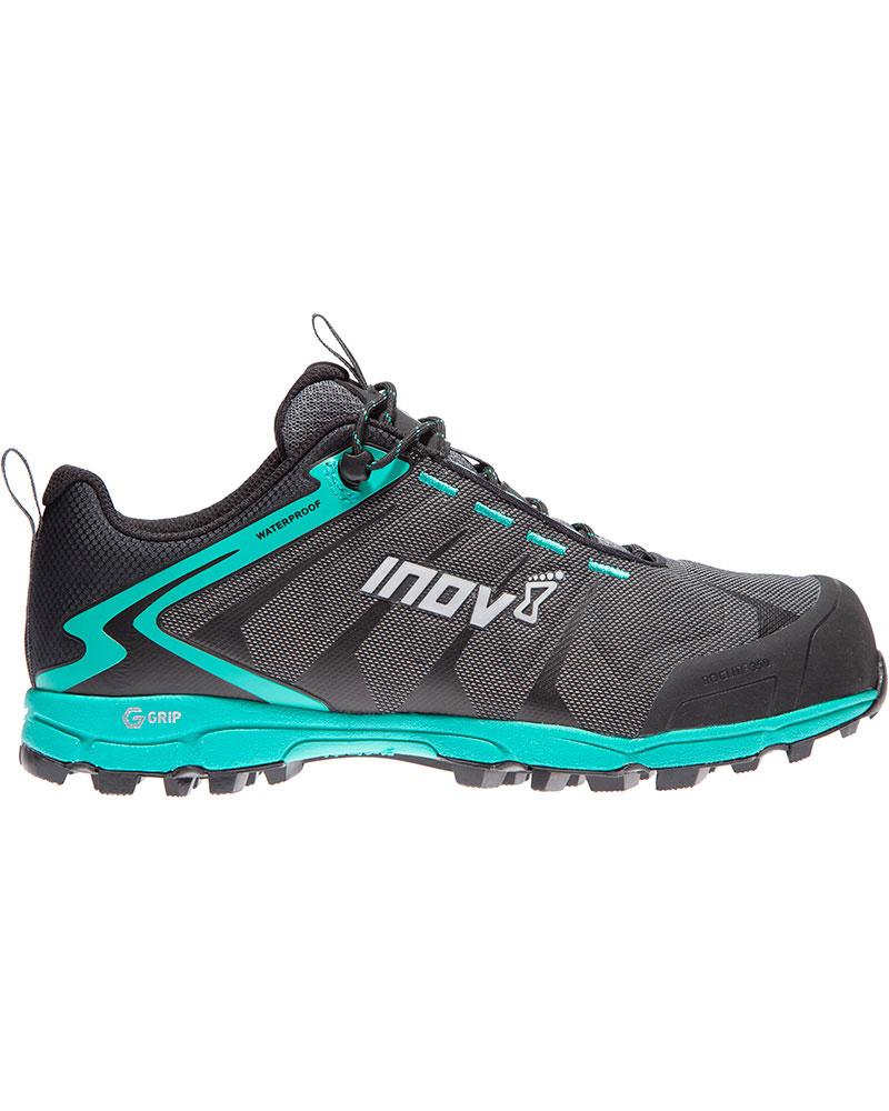 Inov-8 Women's Roclite Hike G 350 Waterproof Walking Shoes | 6.5 UK | Black/Teal