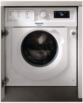 Hotpoint BIWDHG75148 Fully Integrated Washer Dryer