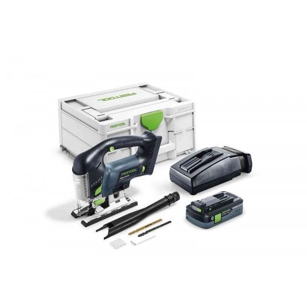 Festool CARVEX PSBC 420 HPC 4,0 EBI-Plus Jigsaw