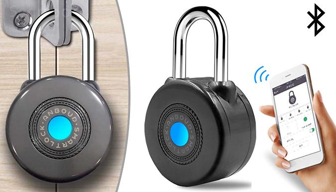 Smart Wireless Bluetooth Security Lock