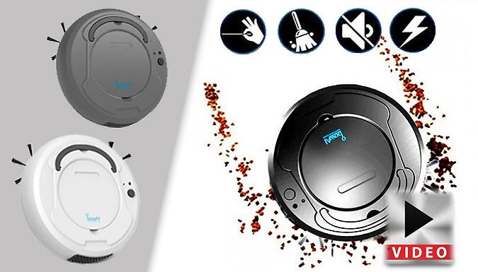 Smart Robot Vacuum Cleaner - 3 Colours