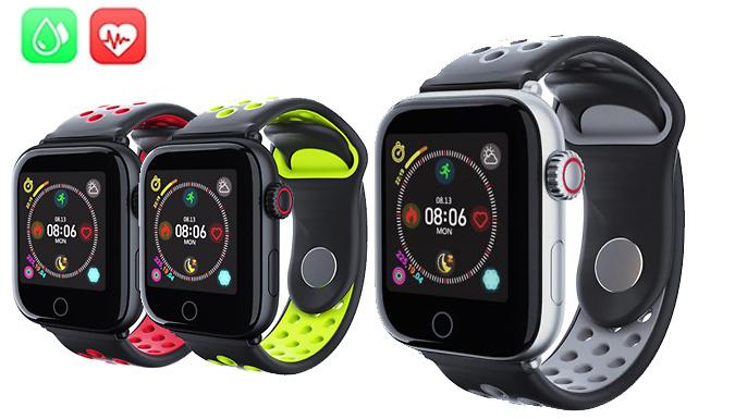 Z7 Smart Watch - 3 Colours
